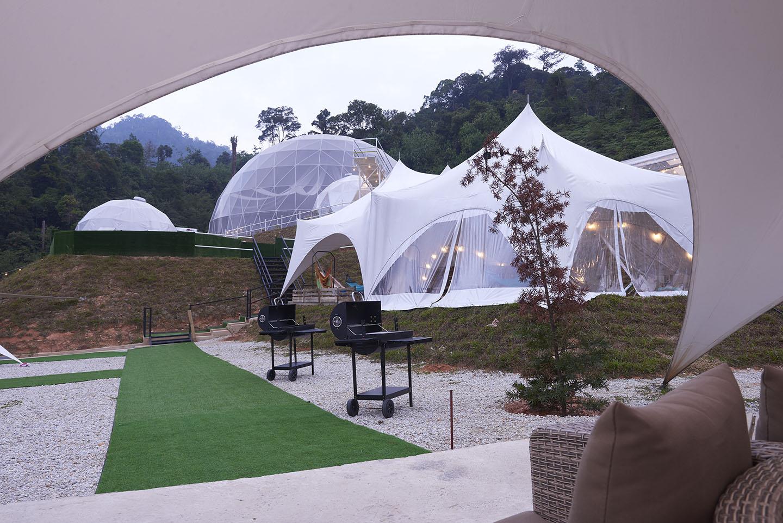 BBQ Tent